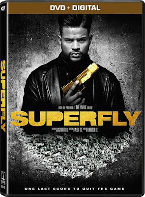Superfly 2018 Dvd