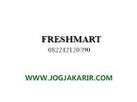 Lowongan Kerja Kasir Toko Sembako Freshmart Jogja
