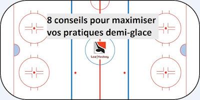 Loz Hockey.  Ressource gratuite regroupant trucs, conseils, vidéo et exercices pour joueurs et entraîneurs de hockey.