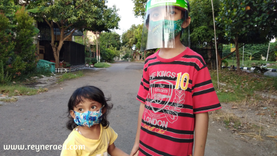 Menyiapkan Anak Menghadapi Dunia Yang Keras