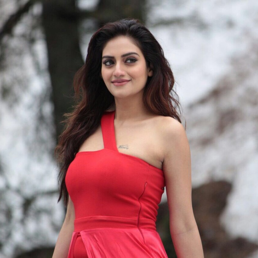 Nusrat Jahan Hot Photos 38