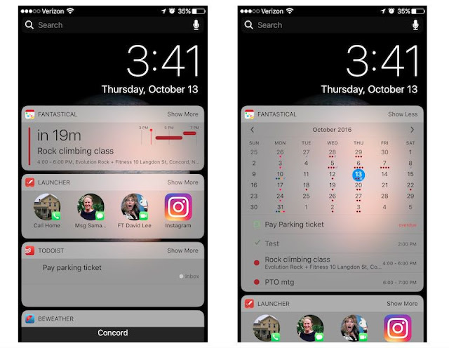 These 10 widgets belong on your iPhone's lock screen
