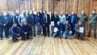 8-ми ноември – Празник на българската полиция