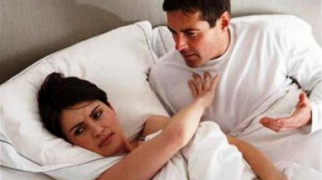 alasan istri malas berhubungan intim