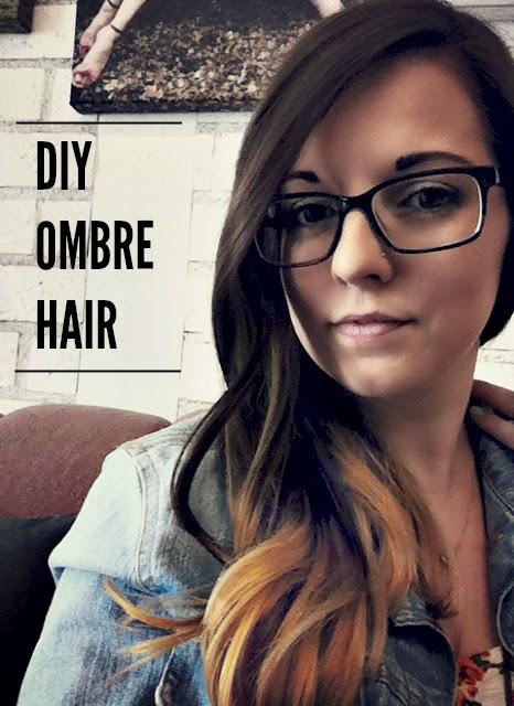 beautiful blendings at home diy ombre hair tutorial. Black Bedroom Furniture Sets. Home Design Ideas