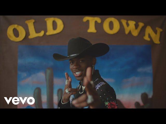 Old Town Road Lyrics - Lil Nas X  ft. Billy Ray Cyrus
