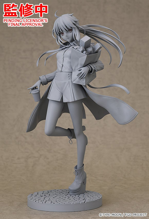 Fate/Grand Order - Saber/Altria Pendragon (Alter) -Heroic Spirit Traveling Outfit Ver.- 1/7 (Good Smile Company)