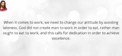 Excellence God Quotes