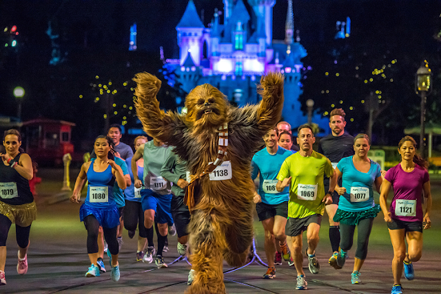 Maratona Star Wars Half Marathon – The Dark Side