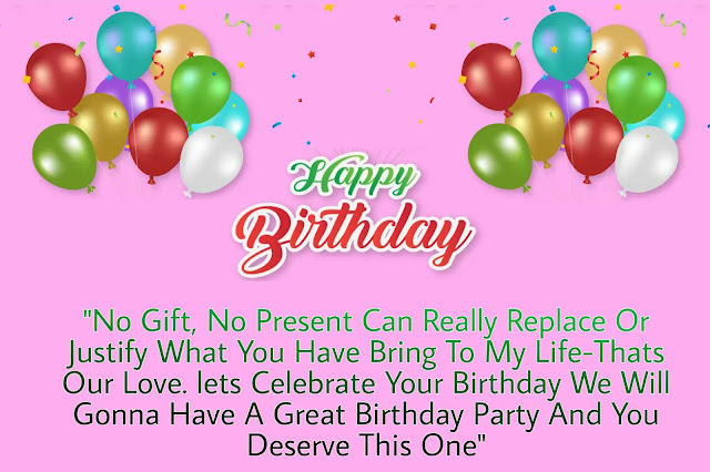 Top Best Birthday Message, Wishes, Quotes, With Photos