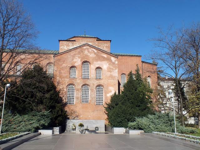 visitar Sofia en un viaje por Bulgaria