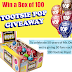 Win a Box of 100 Tootsie Pops - 50 Winners! Limit One Entry, Ends 8/5/20