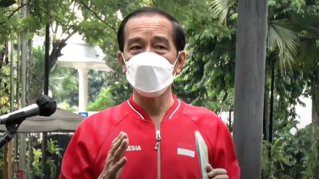 Jokowi: Kita Harus Ngomong Apa Adanya, PPKM Tidak Efektif