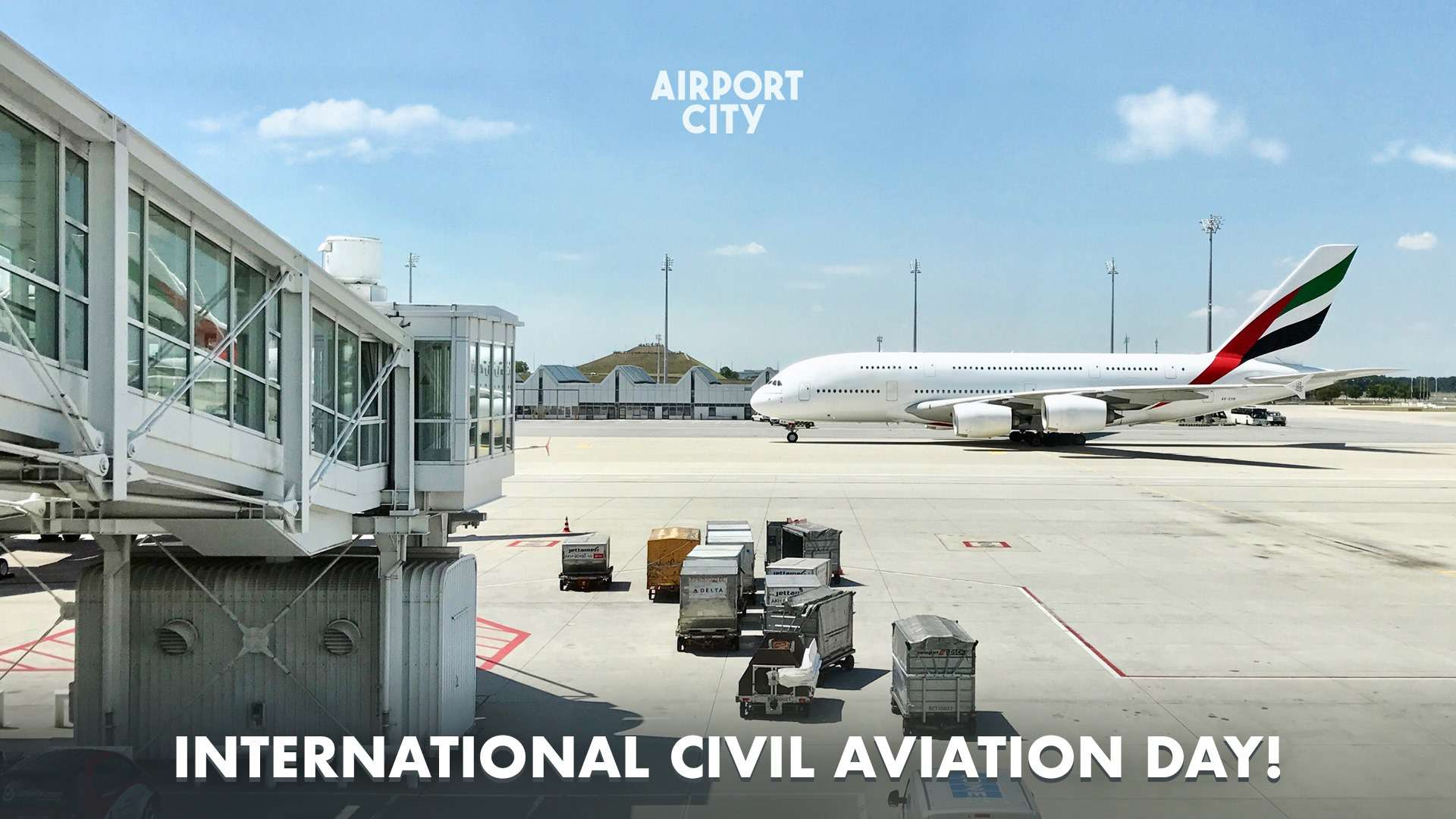 International Civil Aviation Day Wishes for Instagram