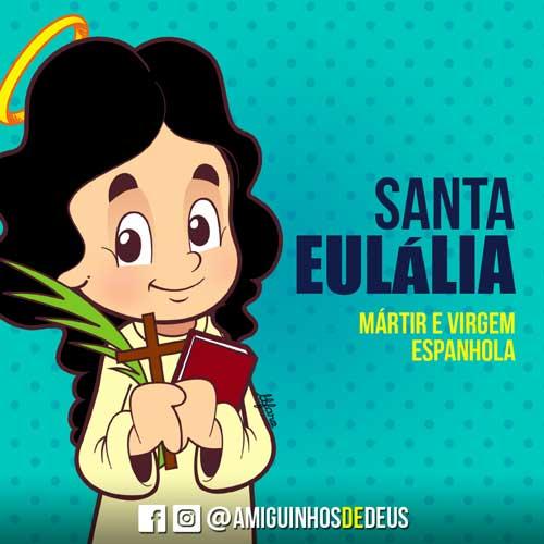 Santa Eulália desenho