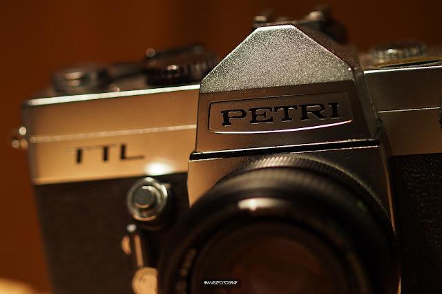 Petri TTL + Petri C.C Auto F/1.8 55mm