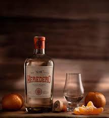 Gin mandarinas Heredero