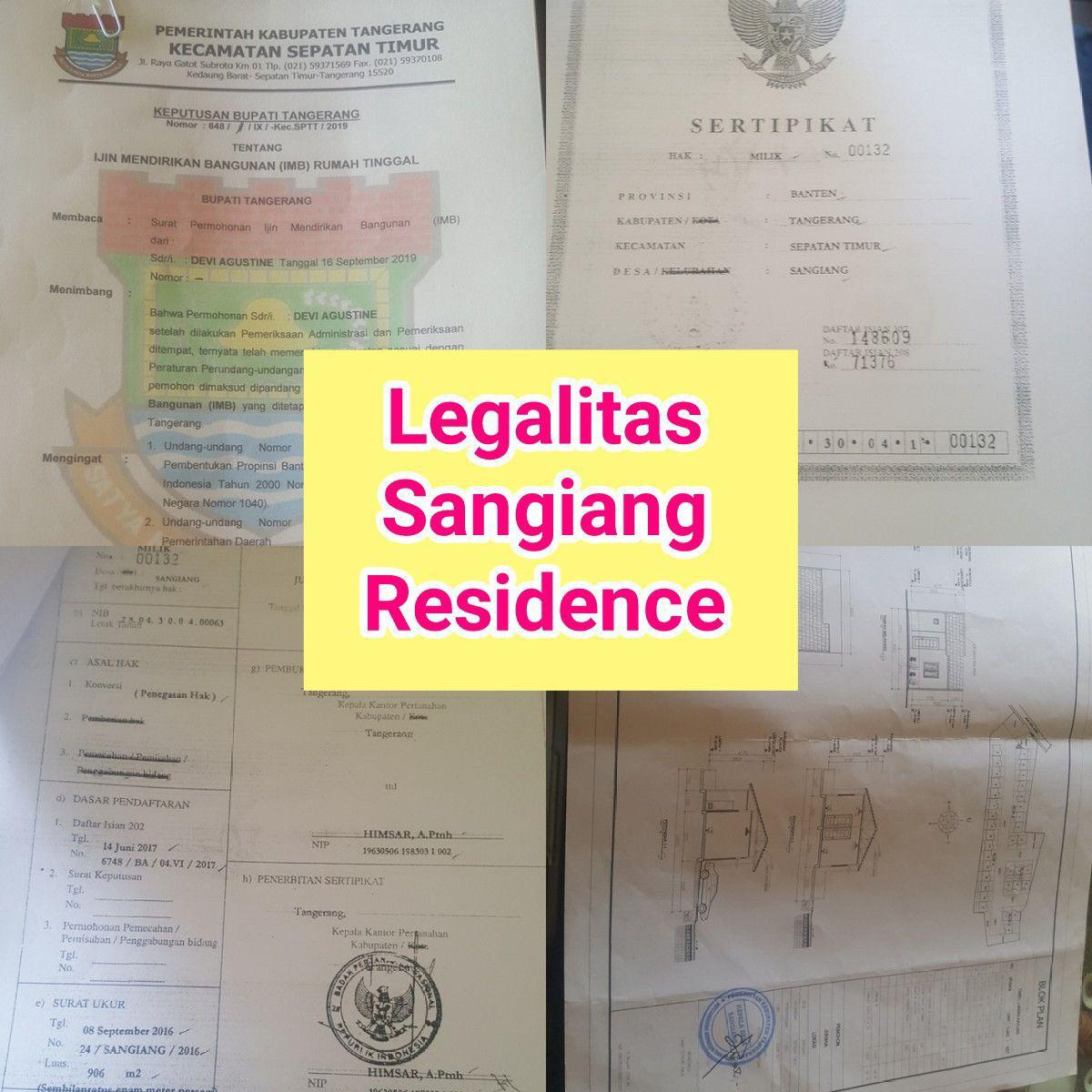 Sangiang Residence , Perumahan syariah dekat bandara ...