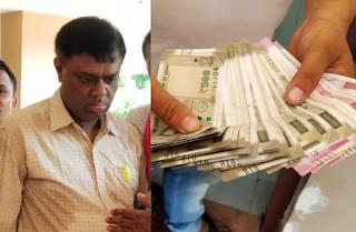 one-arrest-begusaray-bribe