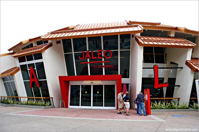 Jaleo by José Andrés en Disney Spring, Orlando