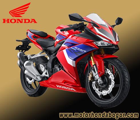 Mau Kredit Motor Honda CBR 250 Bogor