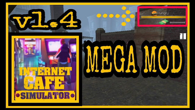 Internet Cafe Simulator Mod Apk (Data + Unlimited Money) | Androidepic.com