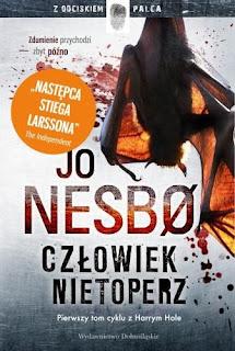 Człowiek nietoperz - Jo Nesbo (Harry Hole, tom I)