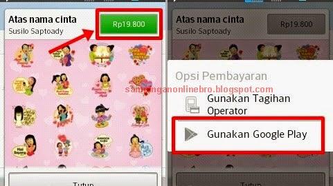 Download Gratis Stiker Premium BBM Terbaru Aman dan Legal