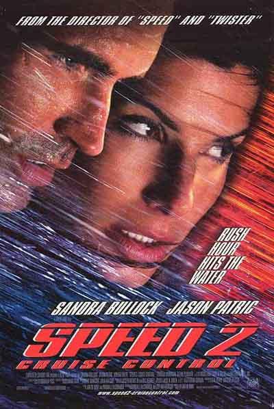 Speed 2: Cruise Control 1997 480p 400MB BRRip