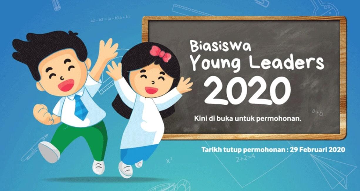 yayasan telekom 2020