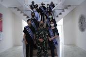 Komandan Lanud TNI AU Sambut IPPDS
