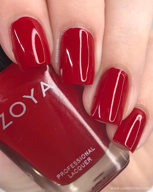 Zoya Tanya - 25 Sweetpeas