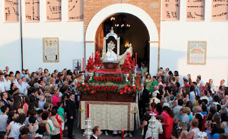 Comienza a celebrarse procesiones en Andalucía