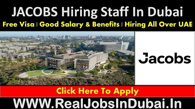 Jacobs Engineering Company Jobs In UAE 2021
