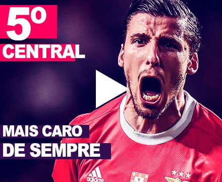 Ruben Dias, Benfica, Manchester City, Benficabook video
