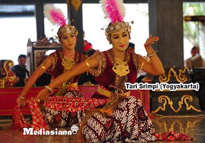 Tari Srimpi (Yogyakarta)
