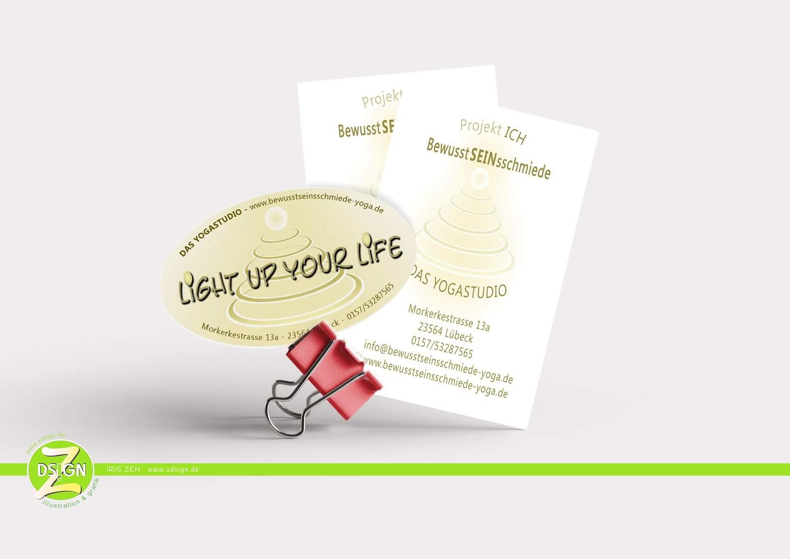 aufkleber-und-visitenkartengestaltung-yogastudio-lübeck