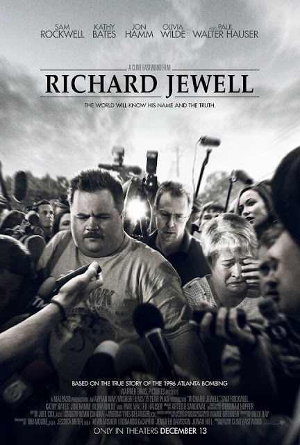 Póster original película Richard Jewell