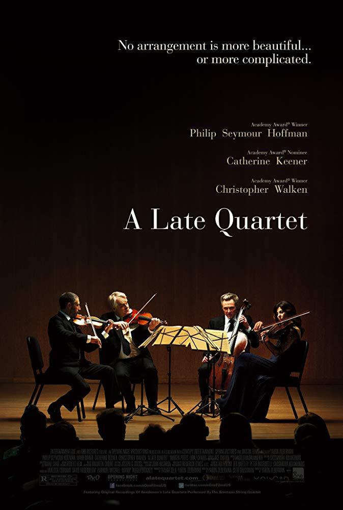 A Late Quartet 2012 English Movie Bluray 1080p With English Subtitle