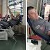 Policiais Militares participaram de campanha de doação de sangue