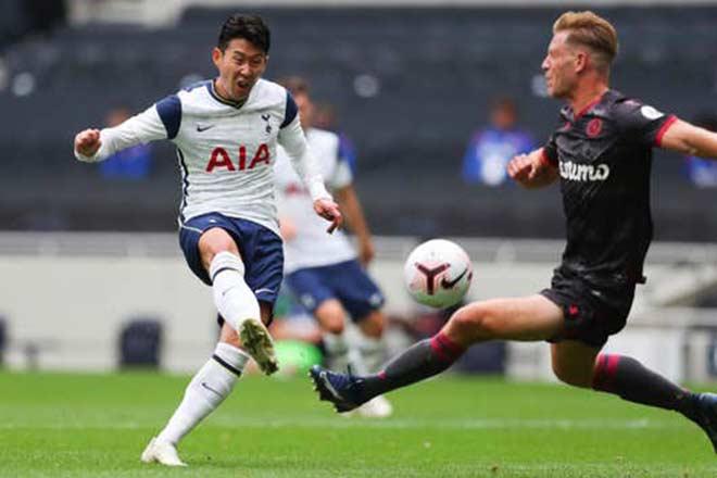 Video Tottenham - Reading: Son Heung Min tung hoành, thắng lợi nhẹ nhàng