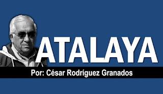 Atalaya de César Rodríguez Granados