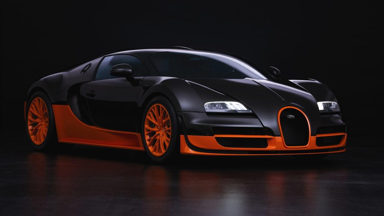 Bugatti Veyron Super Sport Wallpaper Hd: HD Wallpapers: BUGATTI VEYRON HD WALLPAPERS
