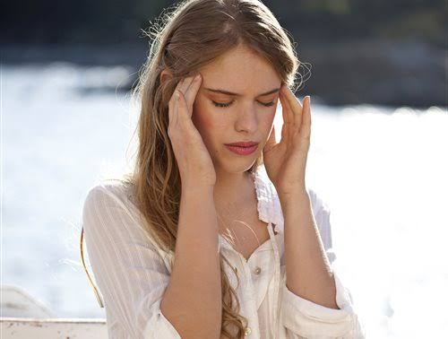 Causes of dizziness and nausea before the session