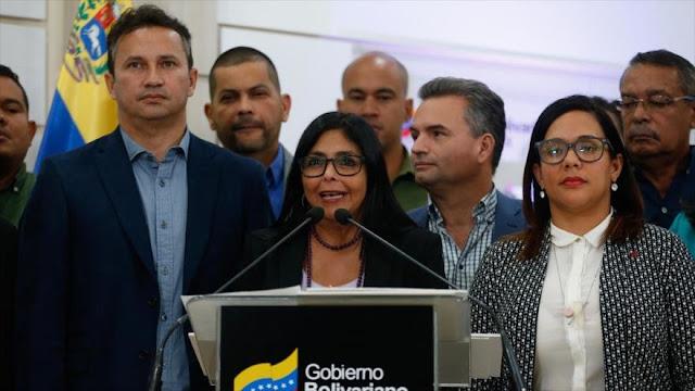 Venezuela alerta que EEUU busca ingresar armas biológicas en país