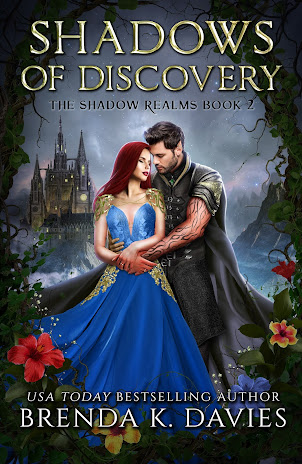 Shadows of Discovery (The Shadow Realms , Book 2) is now available!