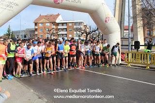10 Km La Virgen del Camino