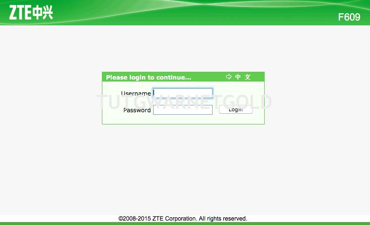 survival ganti password wifi zte install TPG Home