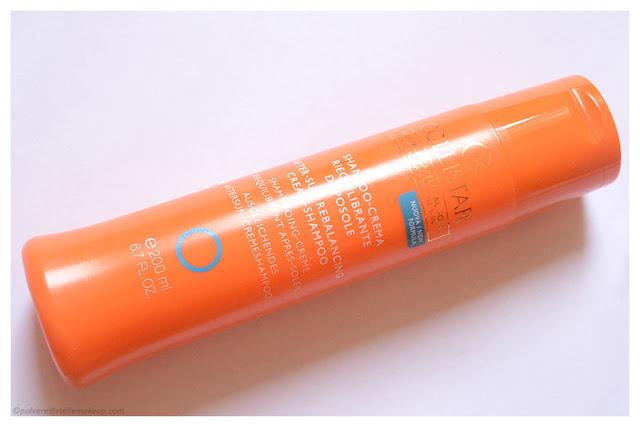Collistar Shampoo-Crema Riequilibrante Doposole