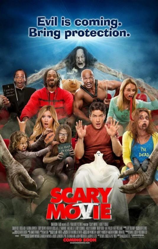 Scary Movie 5 Teaser Trailer